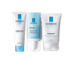 理膚寶水水感洗面乳+晚安凝膜+保濕乳-潤澤組