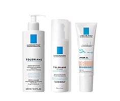 理膚寶水多容安卸妝保濕+BB霜自然色組