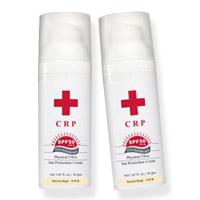 CRP物理性潤色隔離防曬霜50gm(粉嫩膚)二入組(原價$1600元)會員價$714