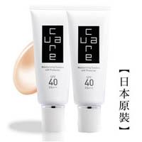 CureCare安炫曜水潤保濕防曬乳霜SPF40 50g二入組