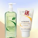 護蕾溫和保濕洗髮精400ml送護蕾深層修護乳100ml