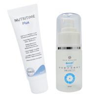 蒙娜麗莎滋養修護臉霜50ml送價值$900元玻尿酸保濕精華液30ml(原價$2000元)會員價$990